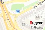Схема проезда до компании Спецодежда 1000 мелочей в Усть-Каменогорске