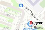 Схема проезда до компании Аружан в Усть-Каменогорске