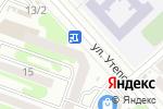 Схема проезда до компании DE GRAND PRIXI, ТОО в Усть-Каменогорске