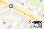 Схема проезда до компании Изумруд в Усть-Каменогорске
