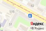 Схема проезда до компании D-core, ТОО в Усть-Каменогорске