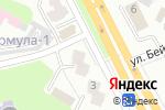 Схема проезда до компании Du Una в Усть-Каменогорске