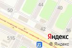 Схема проезда до компании Kcell в Усть-Каменогорске