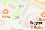 Схема проезда до компании Shift в Усть-Каменогорске
