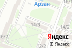 Схема проезда до компании ZOO МИР в Усть-Каменогорске