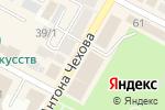 Схема проезда до компании Tele2 в Усть-Каменогорске