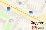 Схема проезда до компании Arkadia в Усть-Каменогорске