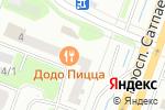 Схема проезда до компании Ремонтно-монтажная компания в Усть-Каменогорске