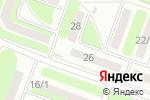 Схема проезда до компании Знатоки в Усть-Каменогорске