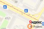 Схема проезда до компании Jobi строй в Усть-Каменогорске