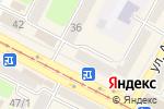 Схема проезда до компании Индийский дом в Усть-Каменогорске