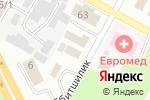 Схема проезда до компании Нотариус Билимбаева Г.Ж. в Усть-Каменогорске