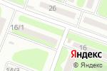 Схема проезда до компании Цветочный магазин в Усть-Каменогорске