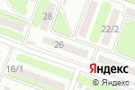 Схема проезда до компании Надира в Усть-Каменогорске