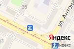 Схема проезда до компании Салита в Усть-Каменогорске