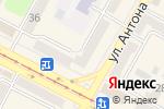 Схема проезда до компании Скинали УК в Усть-Каменогорске