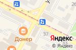 Схема проезда до компании Vanda в Усть-Каменогорске