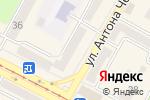 Схема проезда до компании Loriblu в Усть-Каменогорске
