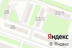 Схема проезда до компании Айша в Усть-Каменогорске