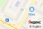 Схема проезда до компании Метелица в Усть-Каменогорске