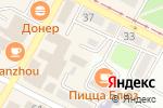 Схема проезда до компании Standard Life в Усть-Каменогорске