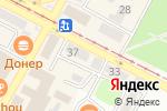 Схема проезда до компании Модная лавка в Усть-Каменогорске