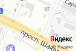 Схема проезда до компании Пожцентр Восток, ТОО в Усть-Каменогорске