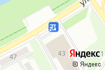 Схема проезда до компании Beerline в Усть-Каменогорске