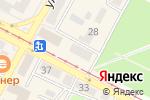 Схема проезда до компании Мир семян в Усть-Каменогорске