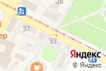 Схема проезда до компании Галерея в Усть-Каменогорске