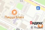 Схема проезда до компании Alpha-Safety, ТОО в Усть-Каменогорске