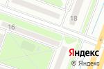 Схема проезда до компании Шарм в Усть-Каменогорске