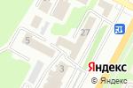 Схема проезда до компании Нотариус Бельцова Е.Ю. в Усть-Каменогорске