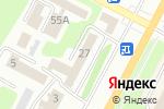 Схема проезда до компании Rating, ТОО в Усть-Каменогорске