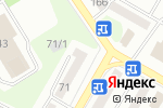 Схема проезда до компании Нотариус Атаева А.Ж. в Усть-Каменогорске