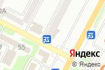 Схема проезда до компании Mr.Lounge bar в Усть-Каменогорске