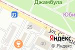 Схема проезда до компании Нотариус Кунанбаева Г.К. в Усть-Каменогорске