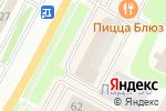 Схема проезда до компании Imbeer в Усть-Каменогорске