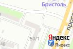 Схема проезда до компании Carat в Усть-Каменогорске