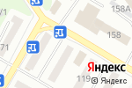 Схема проезда до компании Радуга в Усть-Каменогорске