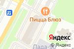 Схема проезда до компании Асия в Усть-Каменогорске
