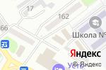 Схема проезда до компании Единое такси 700 в Усть-Каменогорске