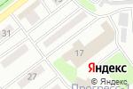 Схема проезда до компании CapitalBet в Усть-Каменогорске