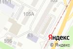 Схема проезда до компании Частный судебный исполнитель Кумаргалиева Г.М. в Усть-Каменогорске
