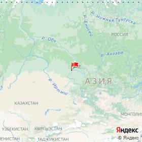 Weather station TOLMACHEVO in Ob, Novosibirsk Region, Russia
