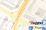 Схема проезда до компании Аметист Голд в Усть-Каменогорске