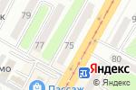 Схема проезда до компании EXPRESS CREDIT, ТОО в Усть-Каменогорске