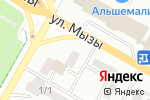 Схема проезда до компании Азимут-Engineering, ТОО в Усть-Каменогорске