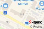 Схема проезда до компании a-dita в Усть-Каменогорске