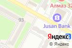 Схема проезда до компании Джулия в Усть-Каменогорске